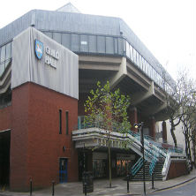 The Charter Theatre Preston