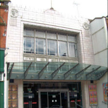 The Regent Theatre Stoke-on-Trent