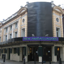 The Ambassadors Theatre London