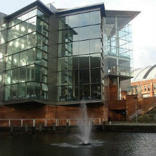 The Bridgewater Hall Manchester