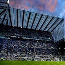 St. James' Park Newcastle upon Tyne