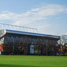 Welford Road Stadium Leicester